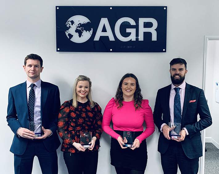 AGR Award Winners