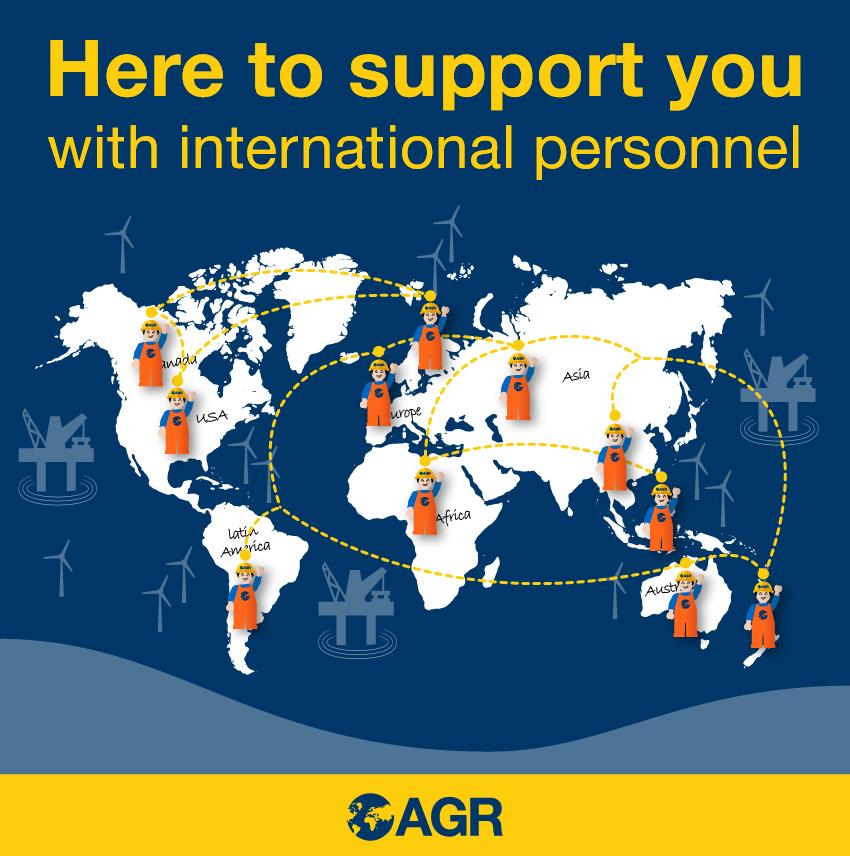 AGR-support